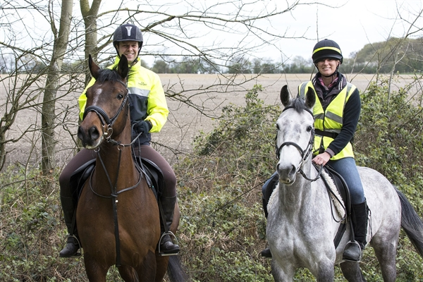 Essex Bridleways Association is busier than ever